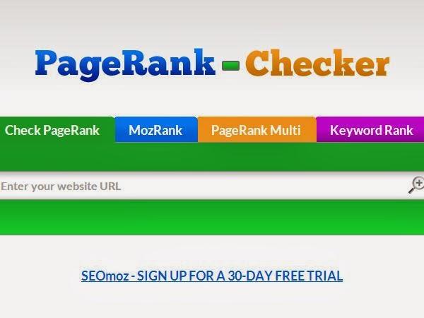 Google Pagerank-checker.com