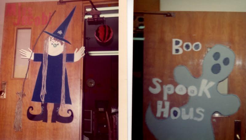 Decorating Ideas > ELEMENTARY SCHOOL ENRICHMENT ACTIVITIES HALLOWEEN DOOR DECOR ~ 030234_Halloween Door Decorations For School