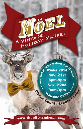 Save the date for our Holiday Market