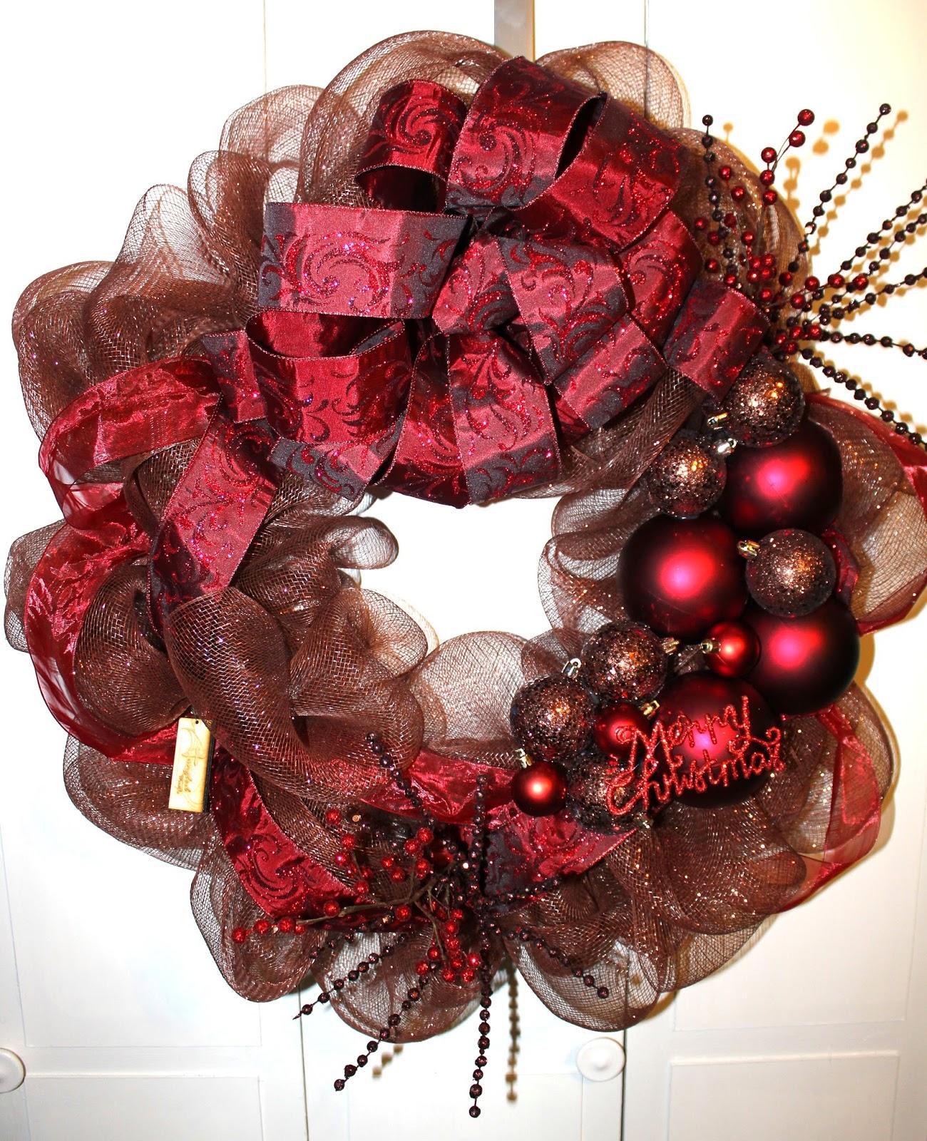 Tangled Wreaths