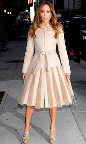 Style Inspiration Jennifer Lopez