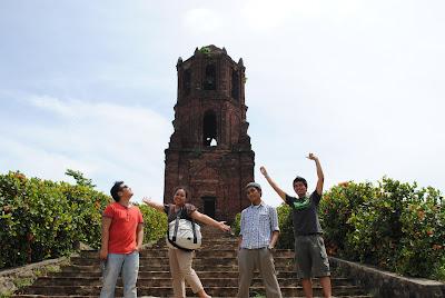 ilocos bell tower