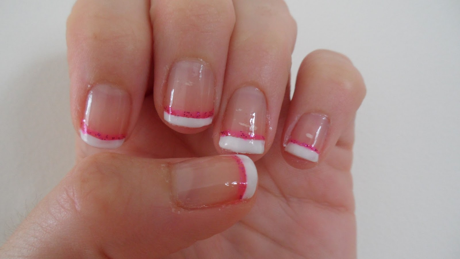 Nailificent: The classic French manicure
