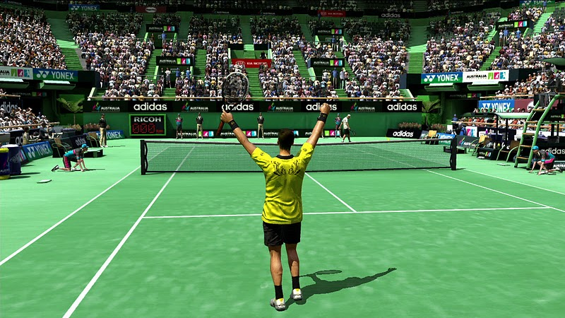tennis pc games list