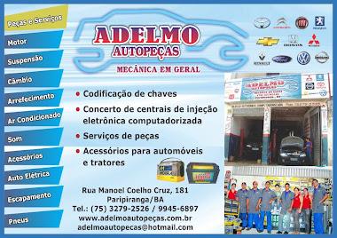 ADELMO AUTO PEÇAS - PARIPIRANGA/BA
