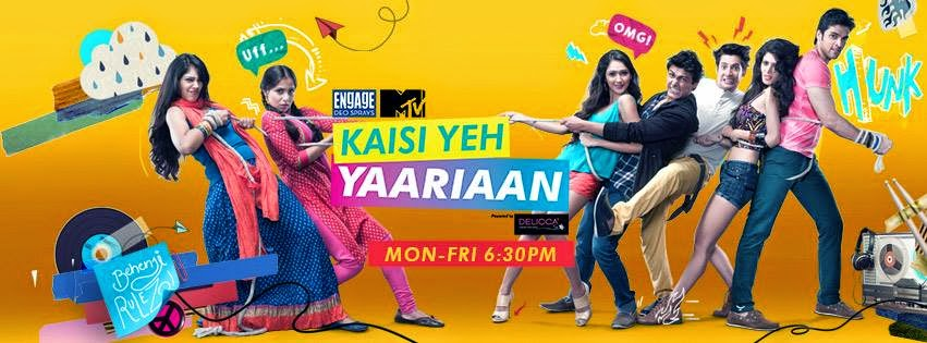 Kaisi Yeh Yaariyan 26th March 2015 MTV Episode