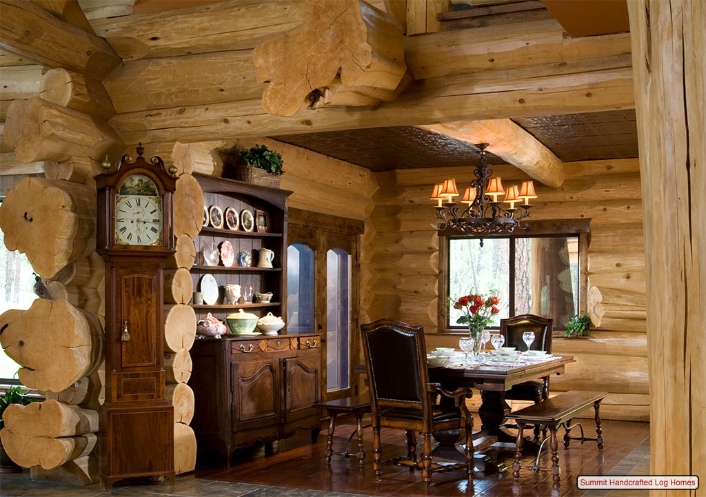 Log Cabin Interior Design for Homes