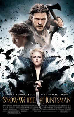 Filme Poster Branca de Neve e o Caçador TS XviD & RMVB Legendado