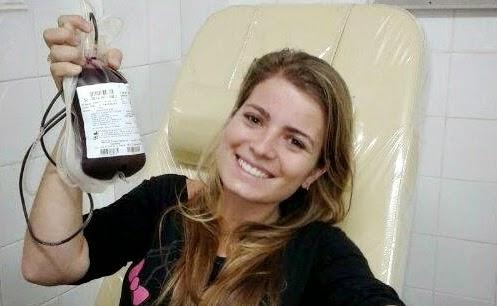 Doe Sangue Missionário é tema de campanha em São João del Rei