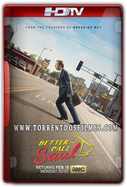 Better Call Saul 2ª Temporada (2016) Torrent - Dublado e Legendado HDTV | 720p