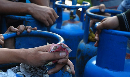 Besaran Kenaikan Harga Elpiji 12 Kg Di Tahun 2015