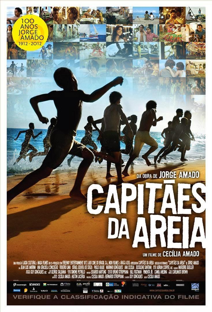 Ver Capitaes Da Areia (2011) Online