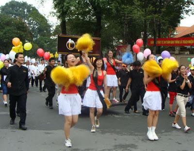Tổ chức sự kiện, hoạt náo - Vinhphucco