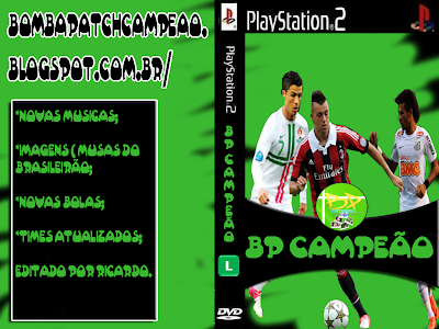 Bomba Patch Campeão 2.0 2013