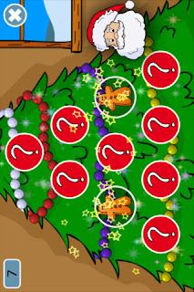 Santa Claus and Christmas Games