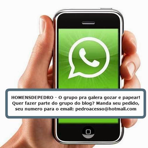 Nosso grupo no Whatsapp