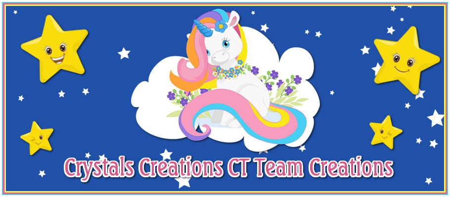 Crystals Creations CT Team