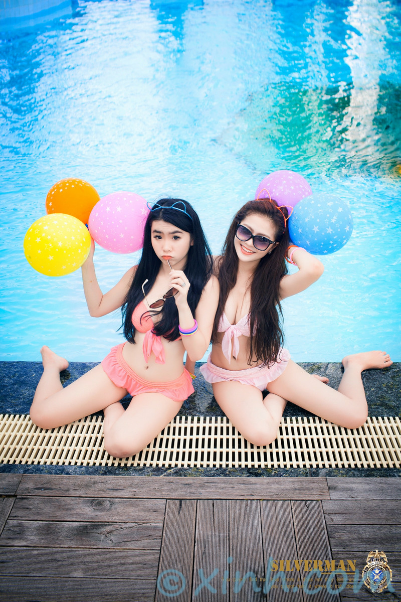 Cực phê Girl xinh bikini Việt Nam 2015 19
