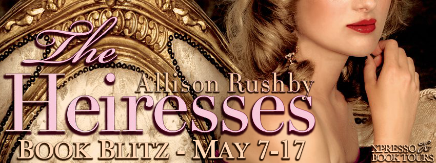 {Interview+Giveaway} The Heiresses by Allison Rushby
