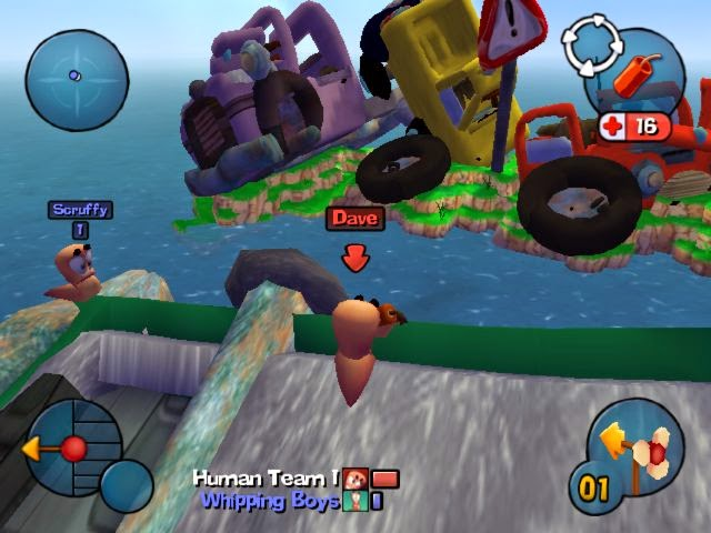 Download Game Worm 3D