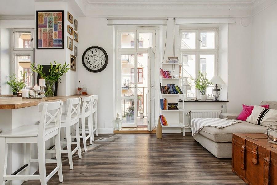 wystrój wnętrz, home decor, wnętrza, białe wnętrza, biel, styl skandynawski, minimalizm