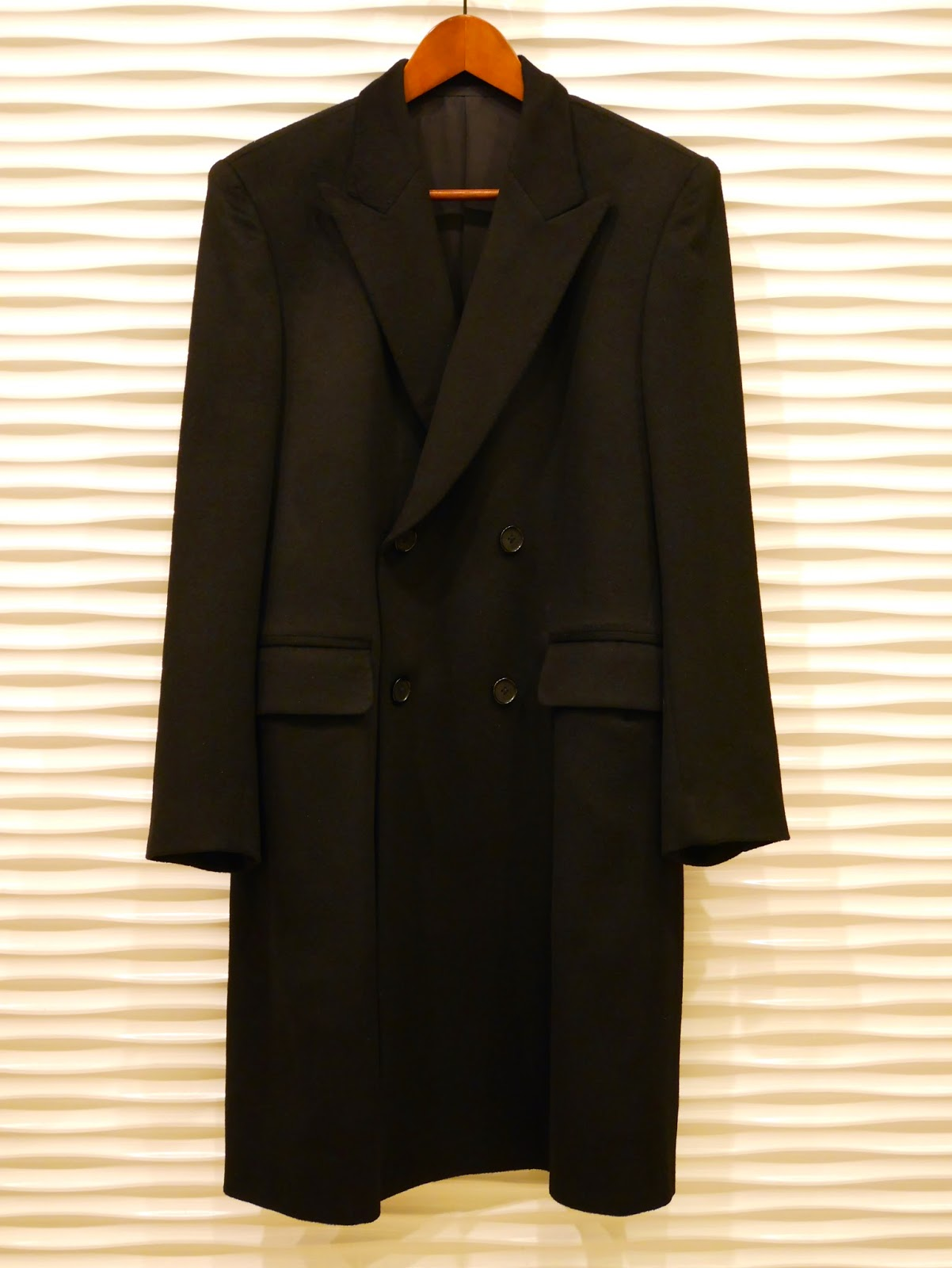Cashmere大衣