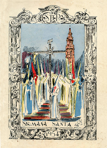 GUÍA SEMANA SANTA 1954