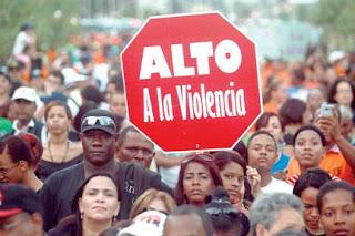 País se moviliza por la no violencia contra la mujer