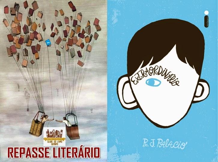 Repasse Literário Clube do Livro Sergipe