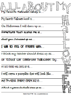 halloween bies and interactive notebook panicked teacher s blog  interactive writing notebook unit that focuses on halloween opinion writing this unit will take your students through writing a 5 paragraph essay that
