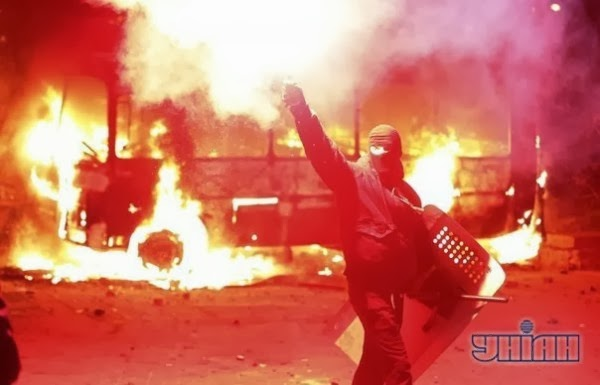 В ходе разгона демонстрантов в Ереване полиция задержала 237 человек - Цензор.НЕТ 1325