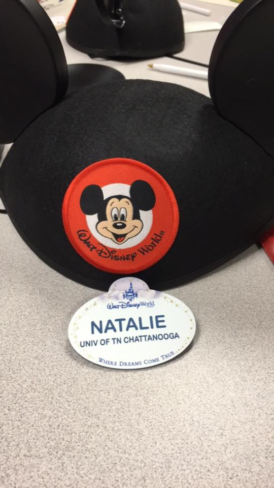 Image result for cast members disney world name tags The tradition is still carried on today.