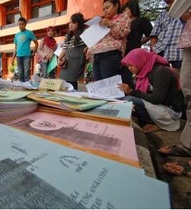 Honorer Bodong di Provinsi Riau