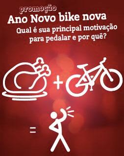 Participar da promoção Transamérica Ano Novo Bike Nova