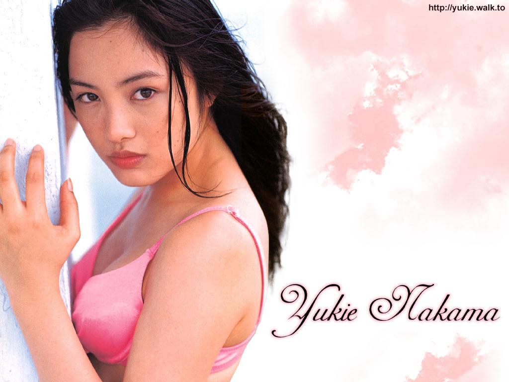 Yukie Nakama | newhairstylesformen2014.com