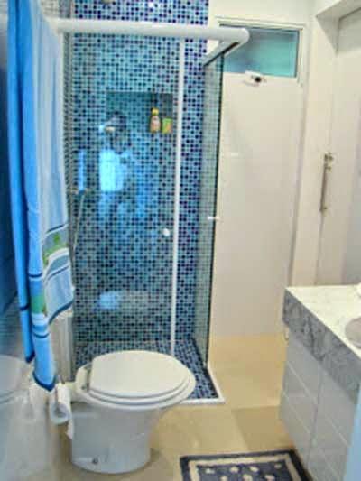 Amor, doce amor! Pastilhas no banheiro -> Banheiro Com Pastilha De Vidro No Chao
