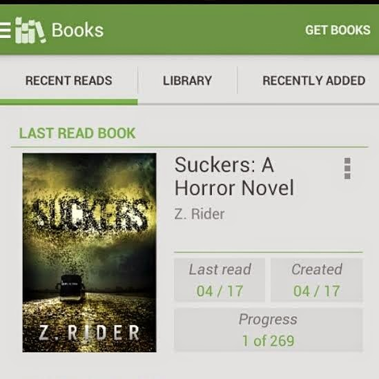 Z Rider Suckers e-book