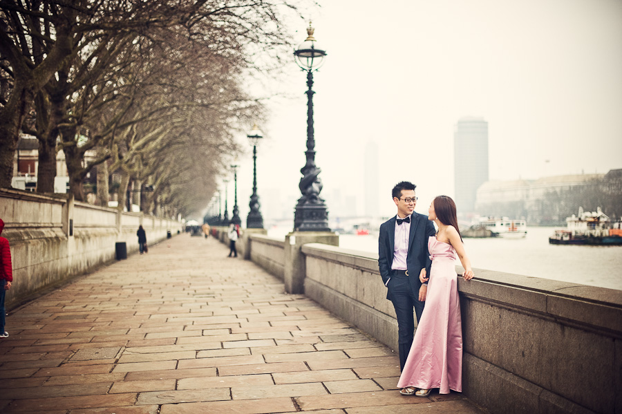 Pre Wedding Photo Shoot In London And Paris Angie Toni From Kuala Lumpur Malaysia