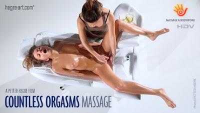 hegre-art массаж