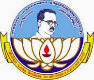 Bharathidasan University Result 2016