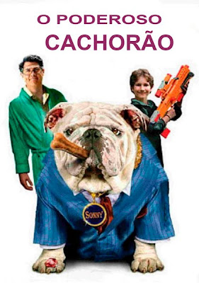 O Poderoso Cachorro - DVDRip Dublado