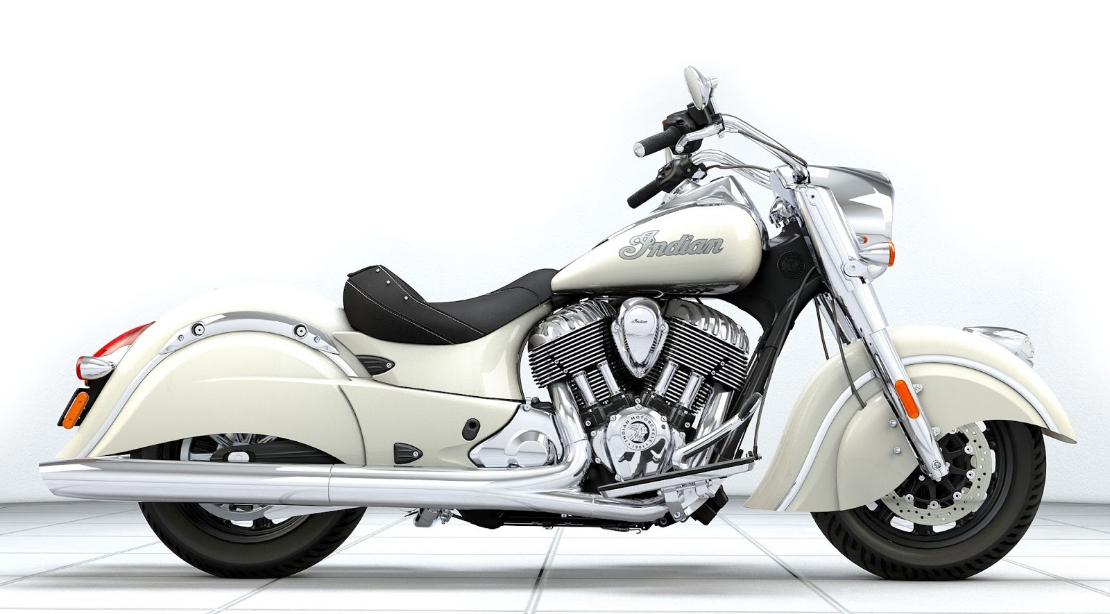 indian chief motorcycle images