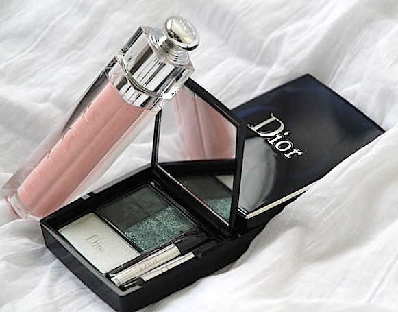 dior palette 3 couleurs smoky garden n°461
