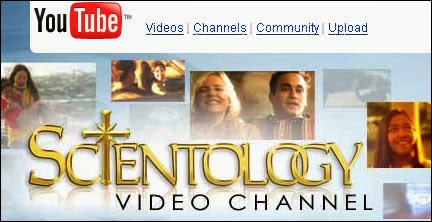 Canale Video Youtube di Scientology Italia
