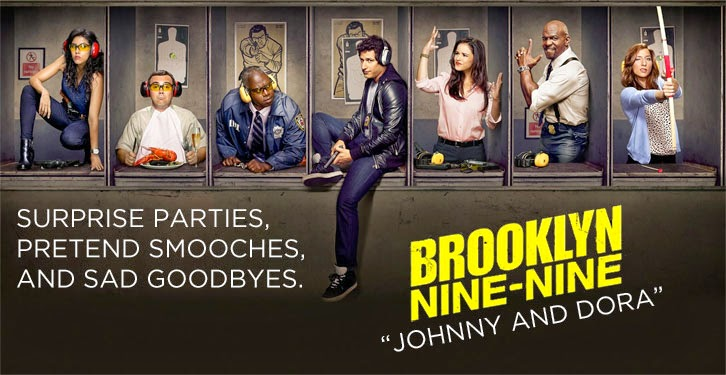 Brooklyn Nine-Nine - Johnny and Dora - Review