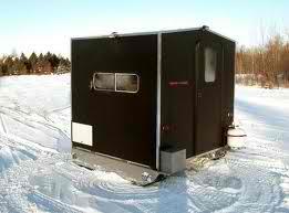Canadafreshwaterfishing How Important Ice Fishing House