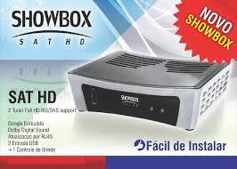 Atualizacao para transformar showbox sat HD em MG3000