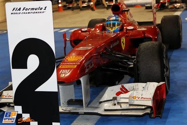 GP de Abu Dhabi 2011: Vettel no gana y Hamilton renace
