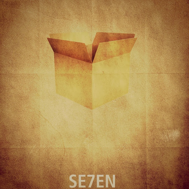 Seven - head in a box