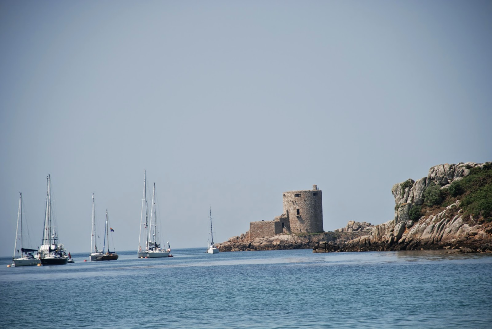 Cromwell's Castle, Tresco, Isles of Scilly